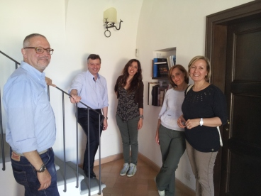 Mario, Alberto, Marta, Francesca e Tiziana