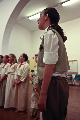 """""""La piccola vedetta lombarda"""", 2011"""