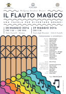 manifesto flauto magico