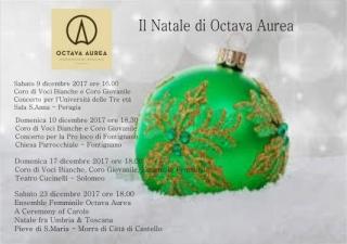 Il Natale di Octava Aurea 2017